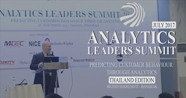 Analytics Leaders' Summit featuring Mike Sherman