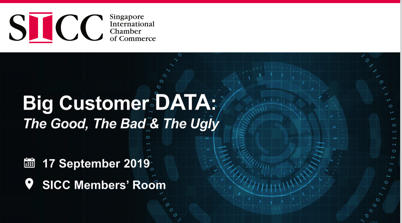 Big Customer DATA: The Good The Bad & The Ugly
