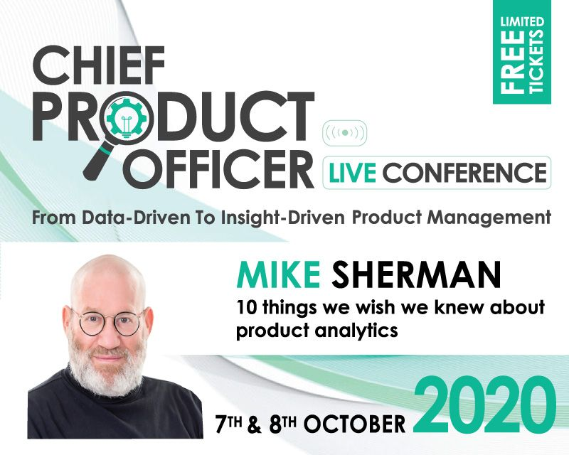 MikeSherman-ChiefProductOfficer